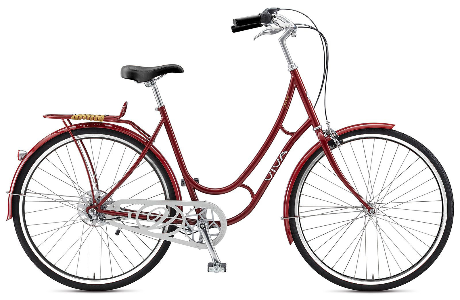 Viva Juliett 3 Speed Womens City Bicycle