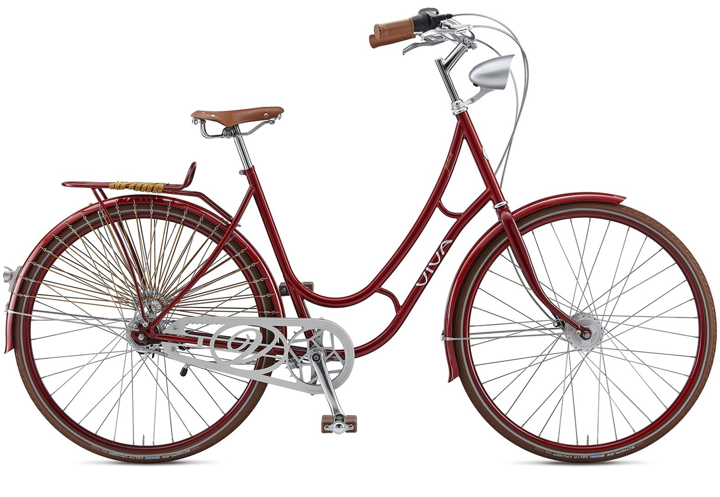 Viva Juliett 7 Speed Womens City Bicycle