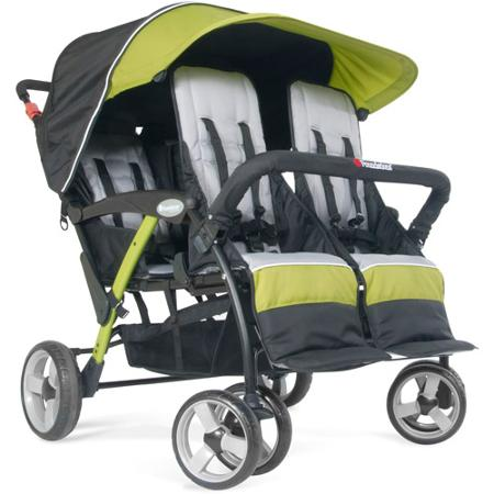 Foundations Quad Sport™ Splash 4 Child Stroller
