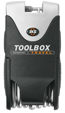 SKS Germany Toolbox Travel 18 Function Bicycle Tool