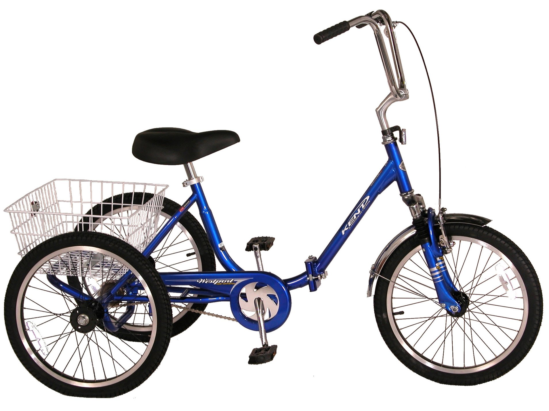 Electric Bicycles For Sale >> Worksman Lightning Electric Folding Port O Trike Adult Tricycle - UltraRob: Cycling and Outdoor ...