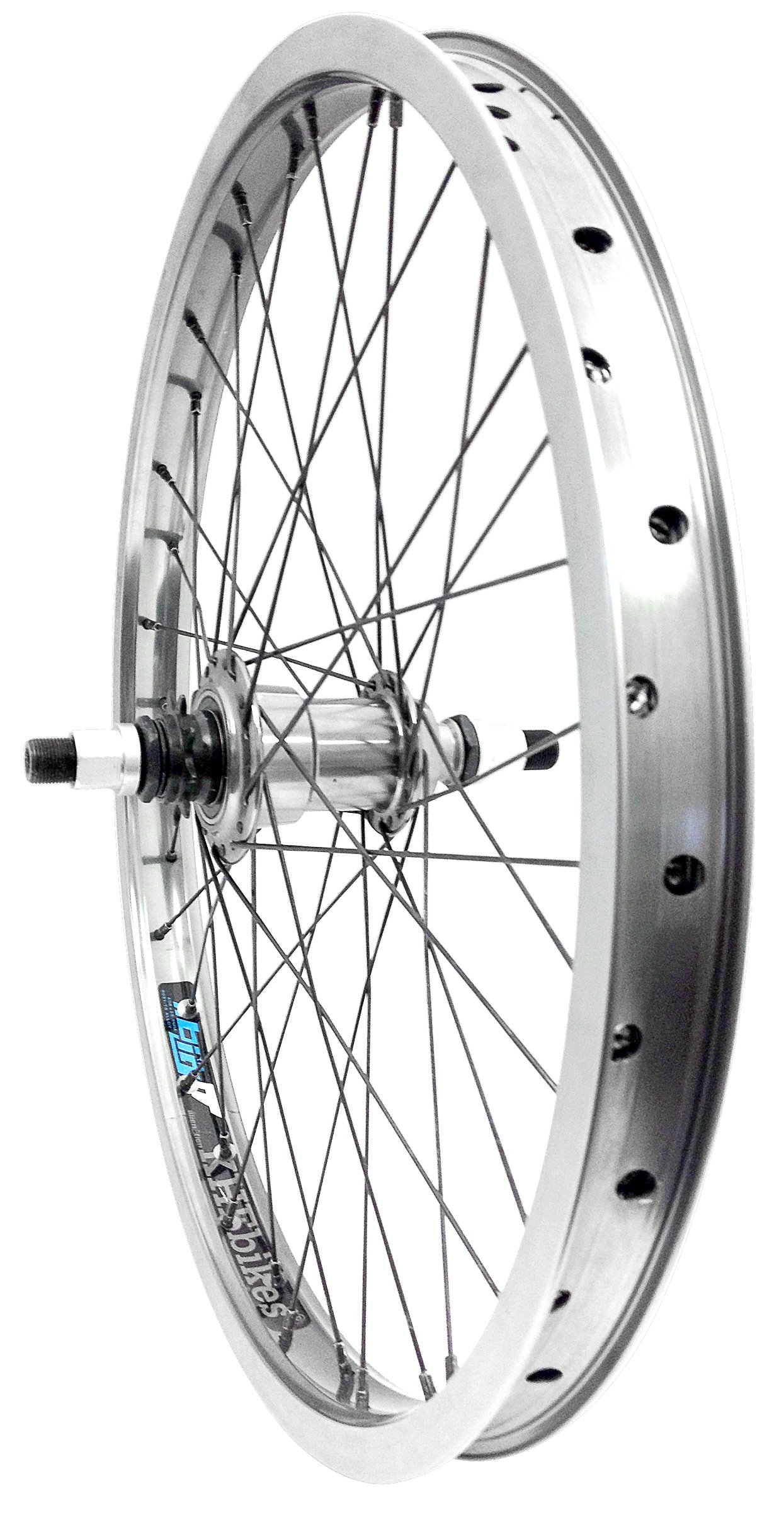 KHE Streetfreeco BMX Rear Wheel