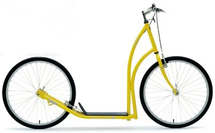 Sidewalker City Push Bike