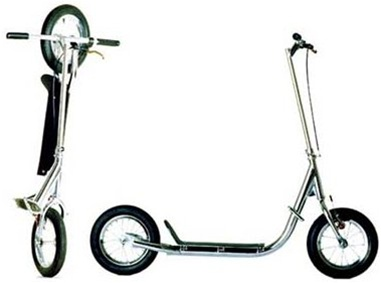 Sidewalker Micro Push Bike