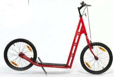 Sidewalker Willy Push Bike