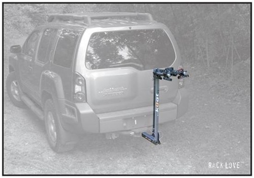 Kuat Beta Flat Folding 2 Bike Hitch Rack