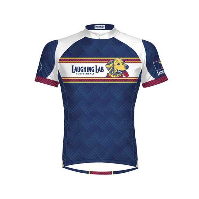 Primal Bristols Laughing Lab Scottish Ale Mens Cycling Jersey Small