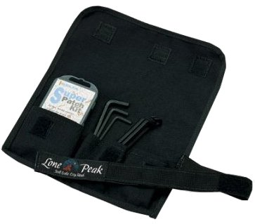 Lone Peak Tool Roll Essentials Kit