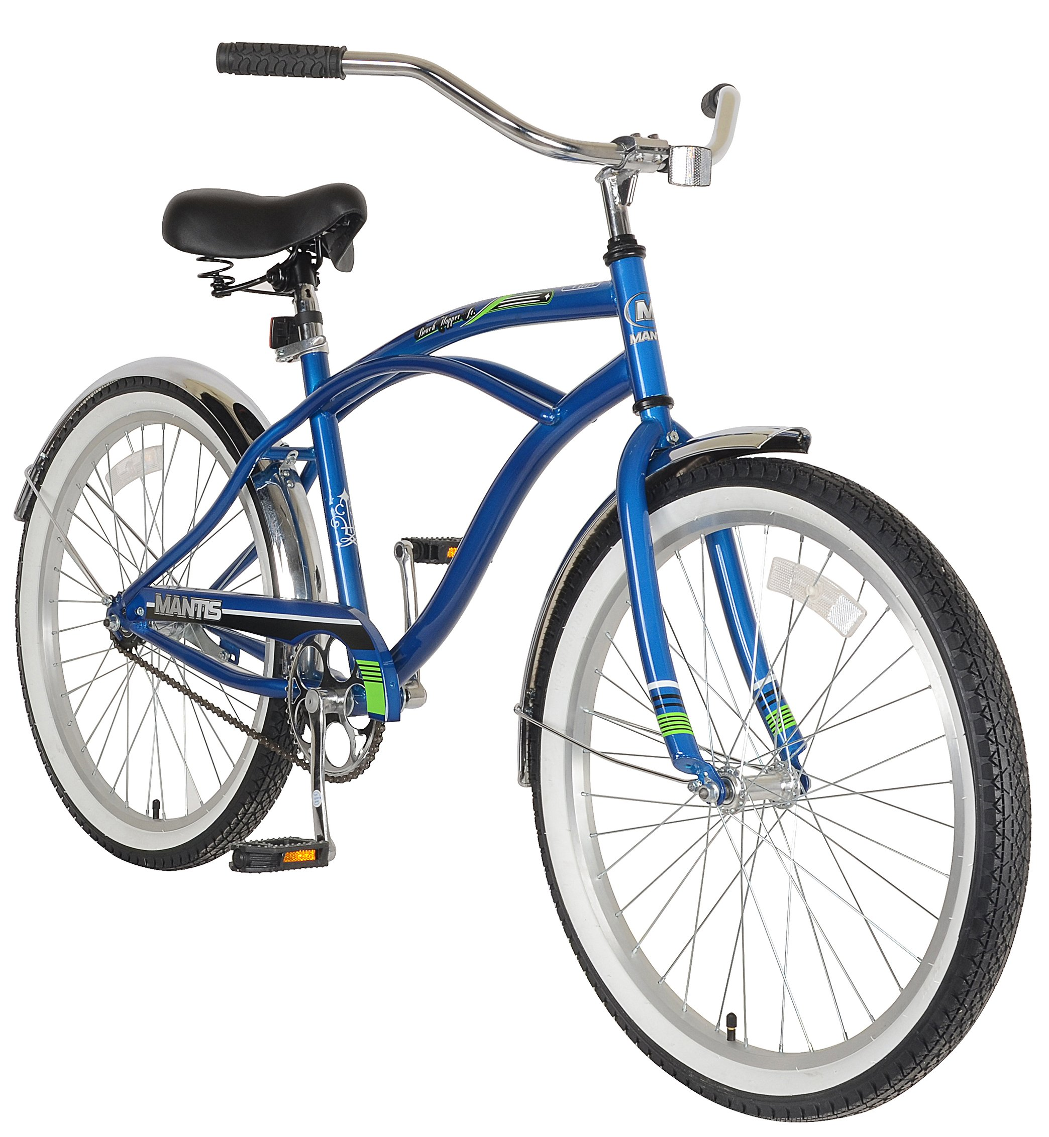 "Mantis Beach Hopper Jr. 24"" Beach Cruiser Bicycle"