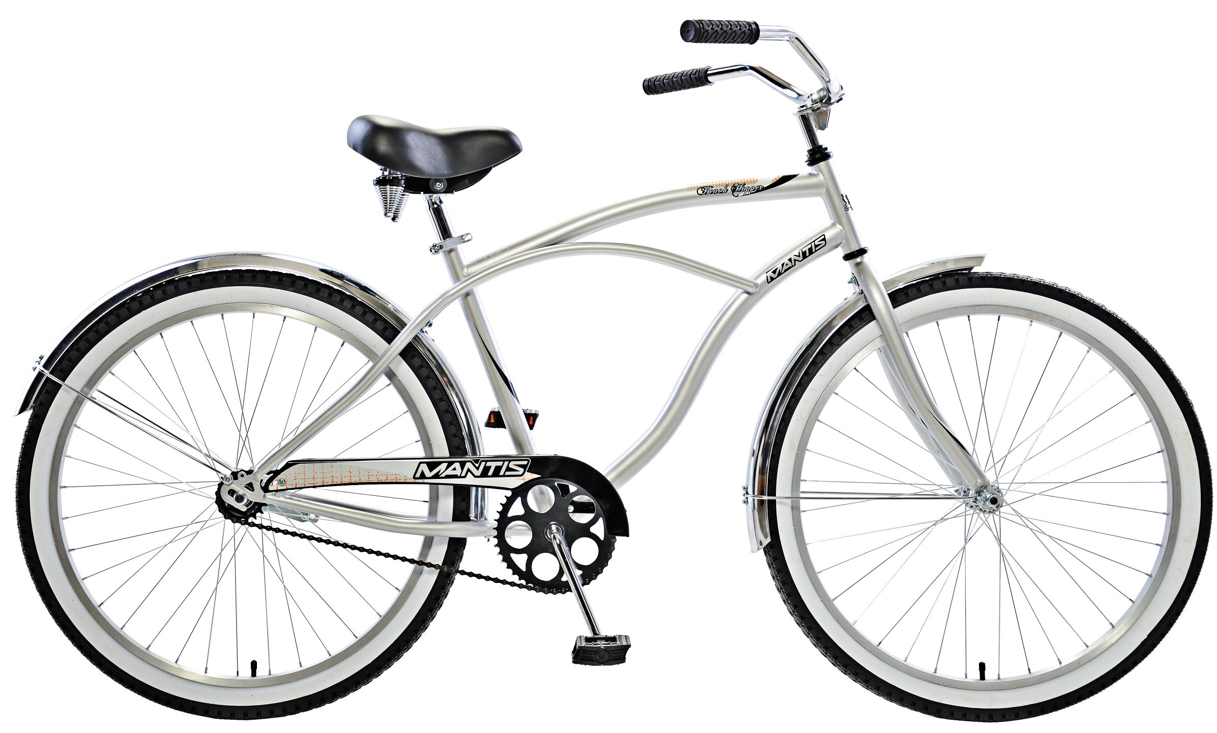 Mantis Mens Beach Hopper Cruiser Bicycle