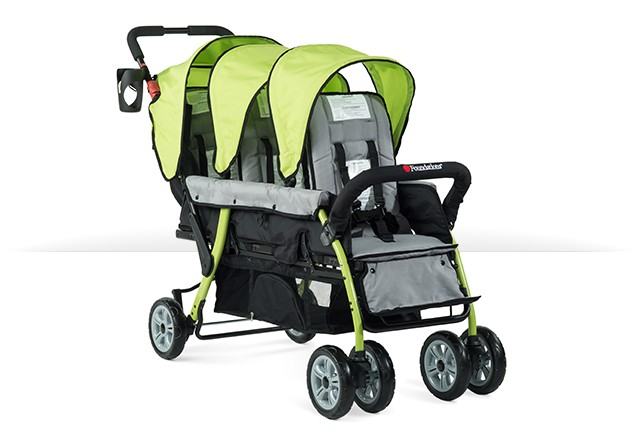 Foundation Sports Splash Trio Stroller by Foundations