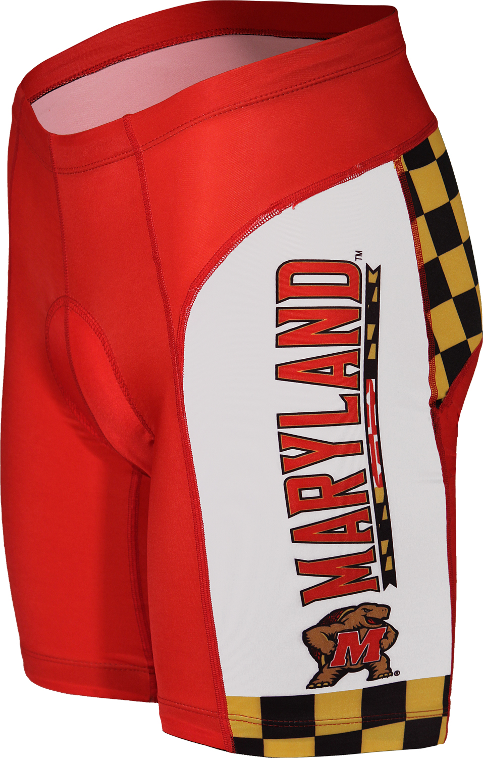 University of Maryland Terrapins Cycling Shorts L