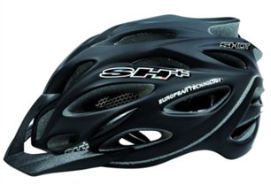 SH Shot XC Bicycle Helmet Matte Black