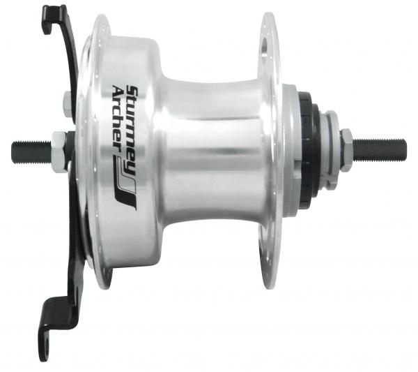Sturmey Archer Xl RD3 3 Speed Hub With 90mm Drum