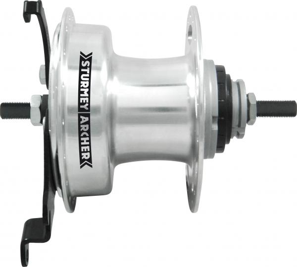 Sturmey Archer Xl RD 5 Speed Hub With 90mm Drum