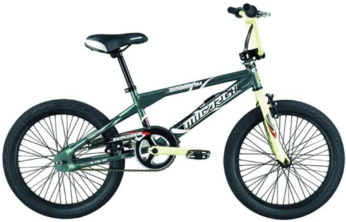"Micargi Explorer V2.0 20"" BMX Bicycle"