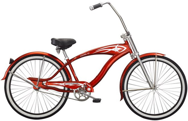 Micargi Falcon GT Cruiser Bicycle