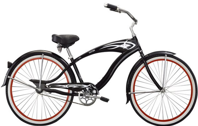Micargi Falcon GTS Cruiser Bicycle