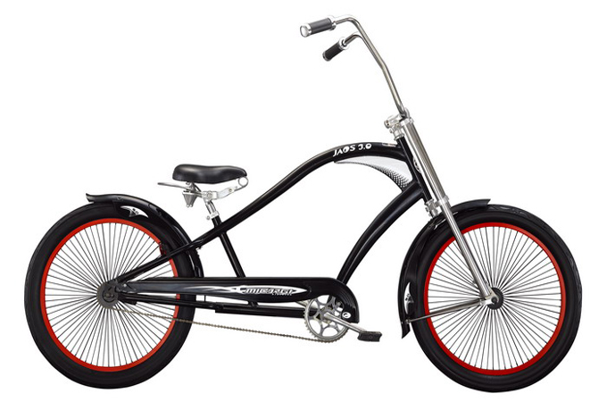 Micargi Jaos Oversized Chopper Bicycle