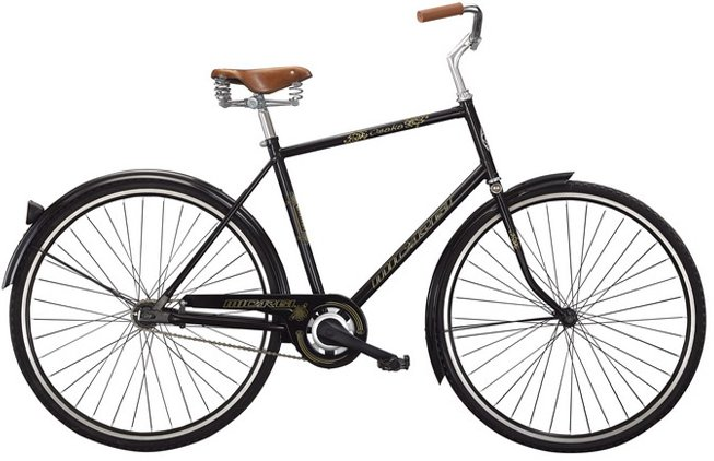 Micargi Osaka 700c Classic Single Speed City Bike