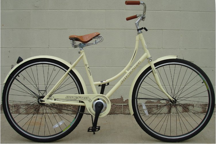 Micargi Osaka Womens Classic Single Speed City Bike