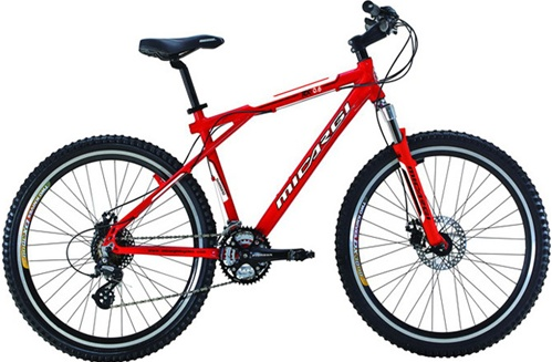 Micargi RX 6.0 Men's 24 Speed Suspension Mountain Bike