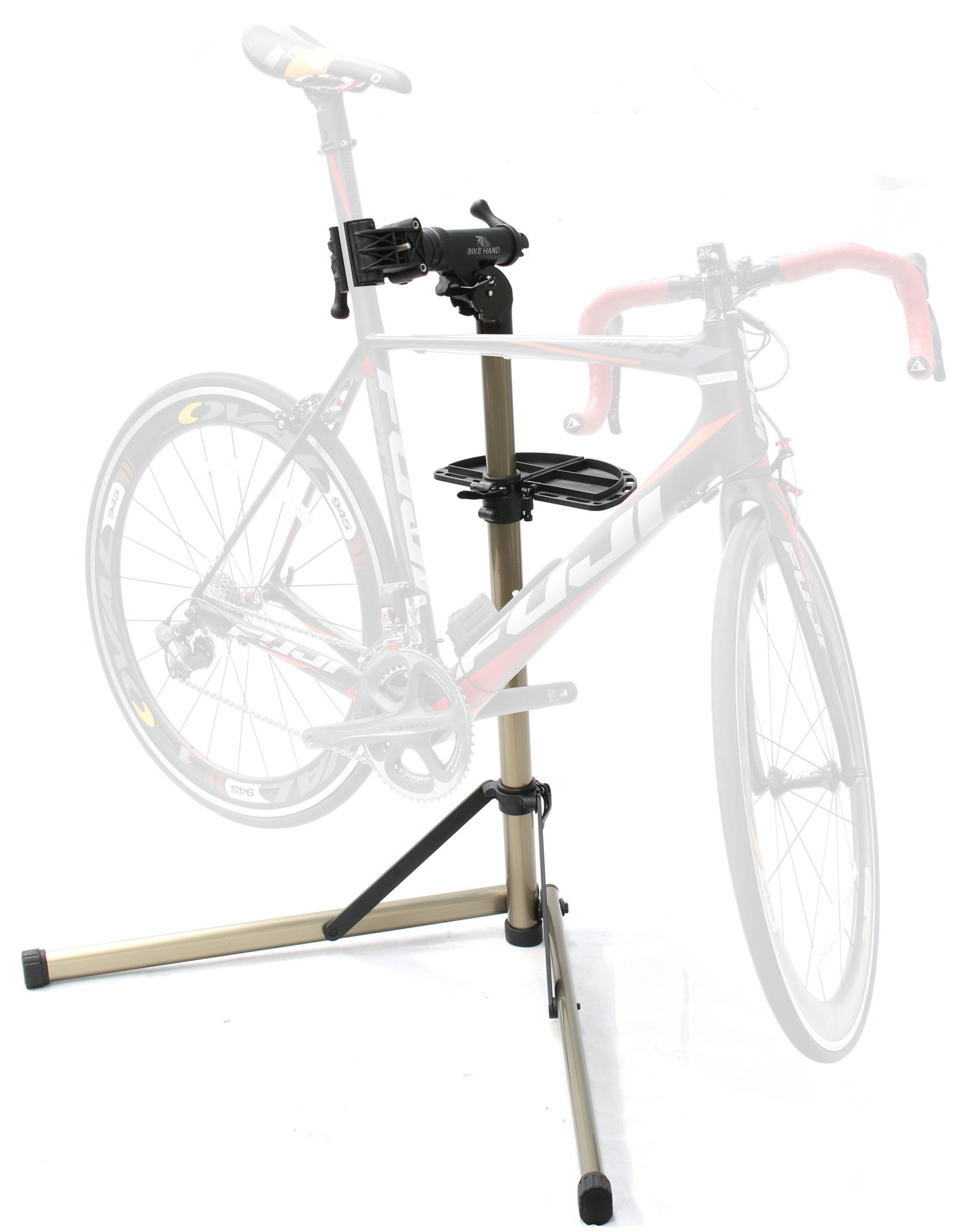 BIKEHAND Cycle Pro Mechanic Bicycle Repair Stand
