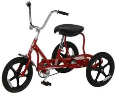 "Trailmate Mid Size Low Step 16"" Adult / Teen Tricycle"