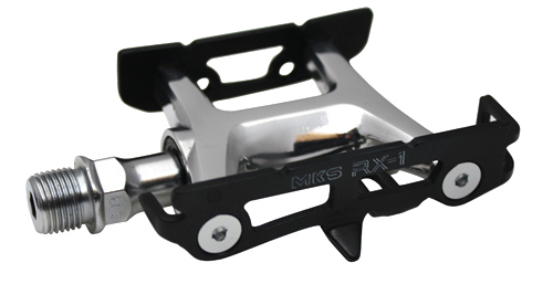 MKS NJS RX 1 Track Pedals