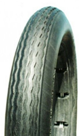 Marvel Compound Tire 12 1/2 X 2 1/4 Columbia Airless Tire
