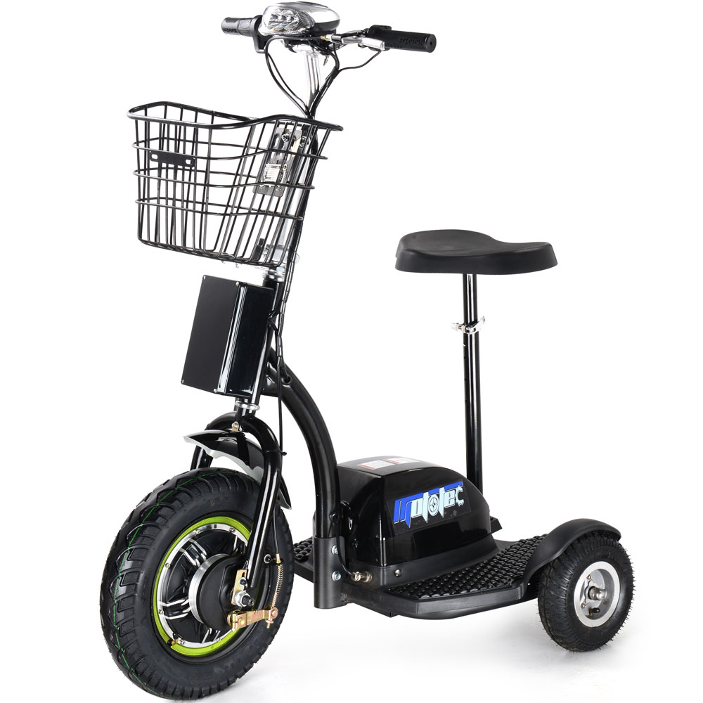 mototec electric trike 48v 500w personal transporter. Black Bedroom Furniture Sets. Home Design Ideas