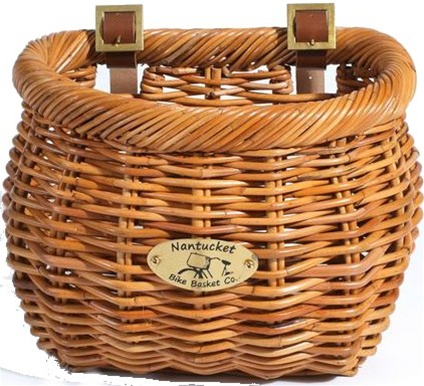 Nantucket Bike Baskets Cisco Rattan Collection Classic