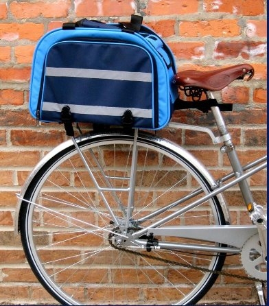 Nantucket Bike Baskets Expandable Pet Carrier