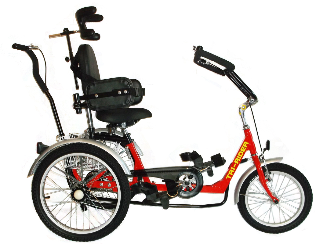 Tri Rider Margay Special Needs Tricycle