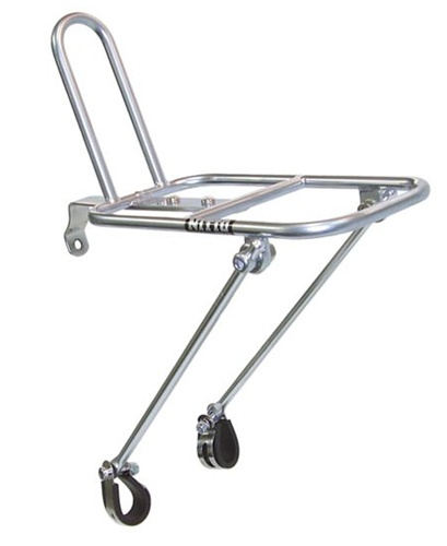 Nitto Rack M18 Mini Front or Rear Pannier Bicycle Rack