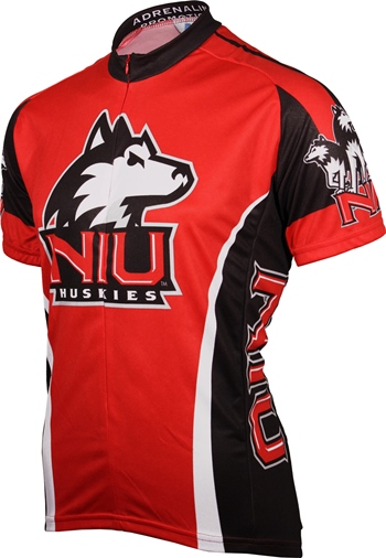 Northern Illinois University Cycling Jersey Medium