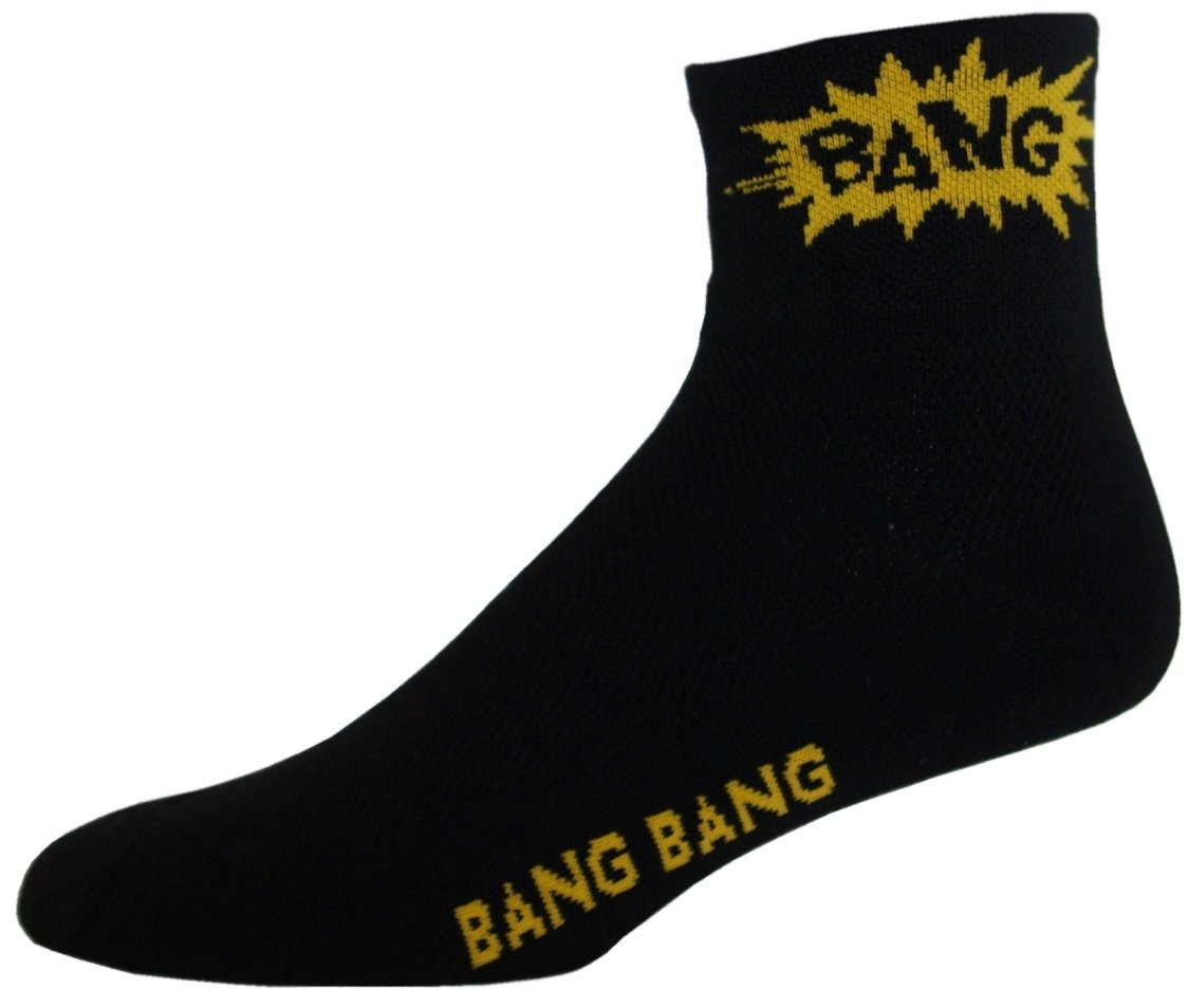 NLZ Bang Bang Cycling Socks