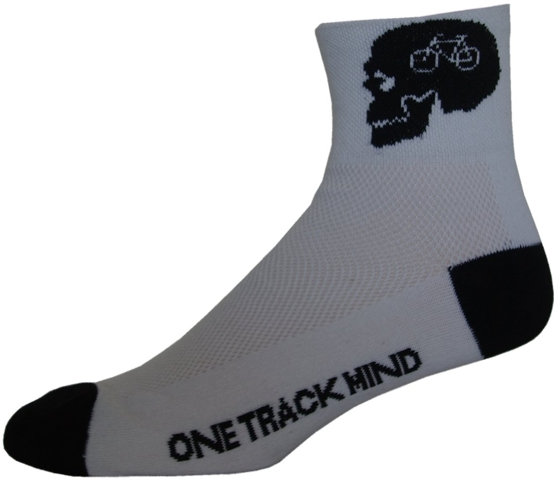 NLZ One Track Mind Cycling Socks