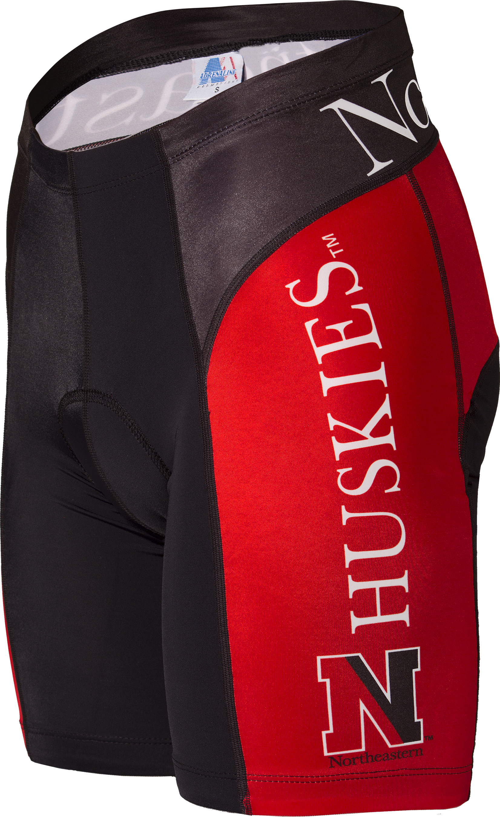 Northeastern University Huskies Cycling Shorts