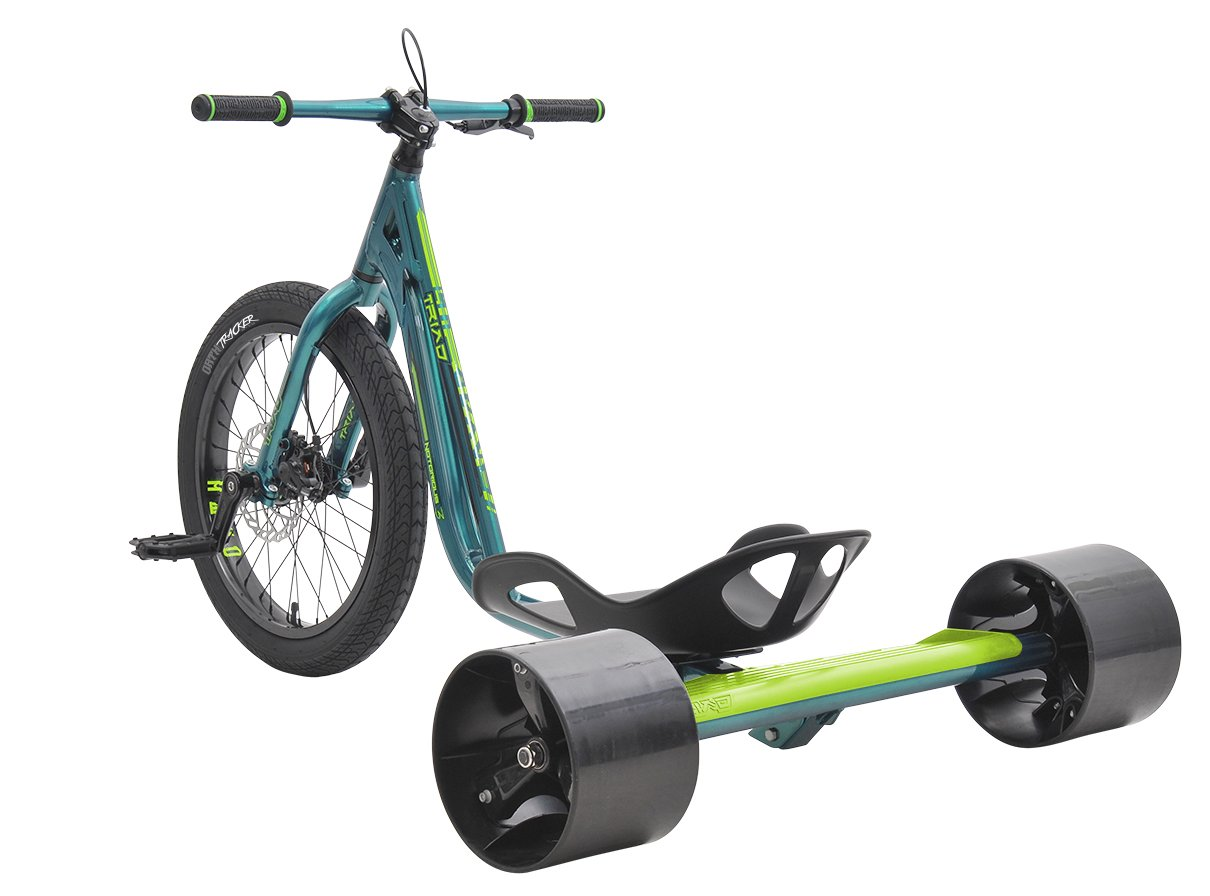 Triad Notorious 3 Performance Drift Trike