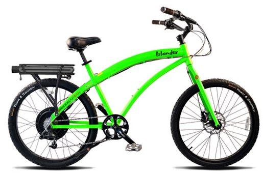 ProdecoTech Islander V5 Cruiser 11.6AH 500W 8 Speed E Bike