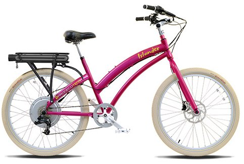 ProdecoTech Islander ST V5 Cruiser 11.6AH 500W 8 Speed E Bike