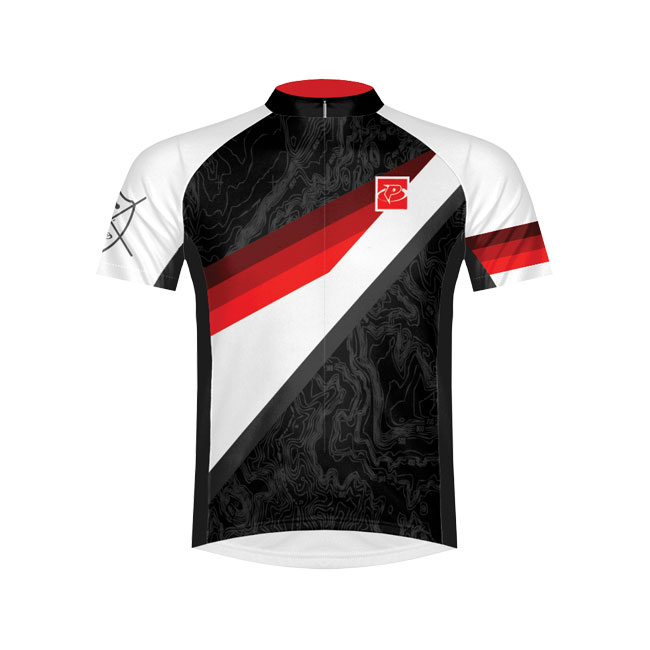 Primal Wear Outline Cycling Jersey Large