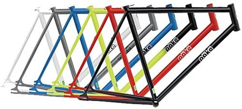 Pake Rum Runner Steel Track Frame