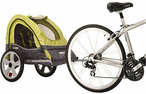 InStep Sync Single Bicycle Trailer QE104