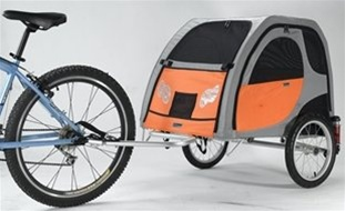 PetEgo Wagon Pet Bike Trailer / Stroller