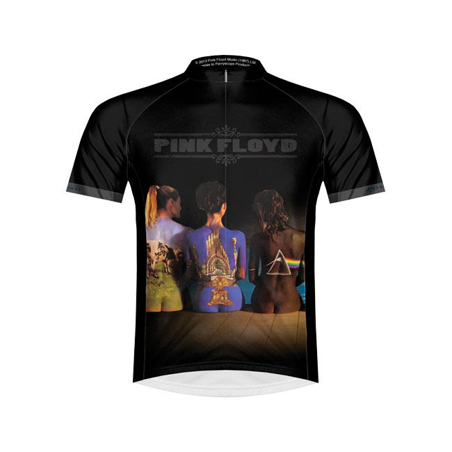 Primal Wear Pink Floyd Body Art Cycling Jersey Primal Wear Large