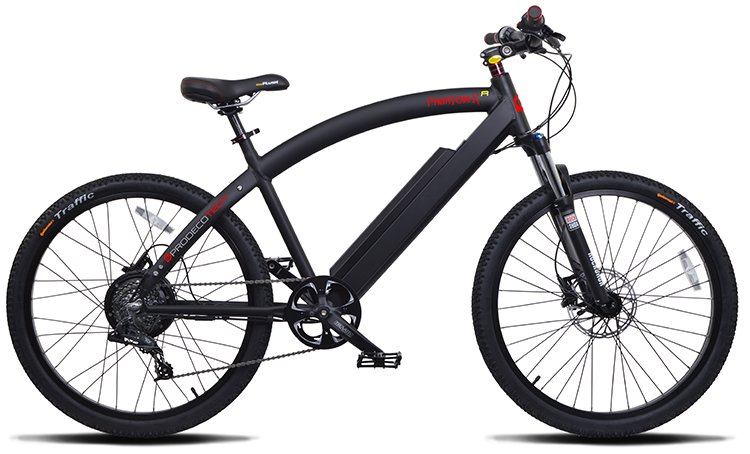 ProdecoTech Phantom XR v5 600W 14.25Ah 8 Speed Electric Bike