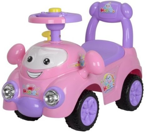 Best Ride on Cars Speedy Push Car Pink