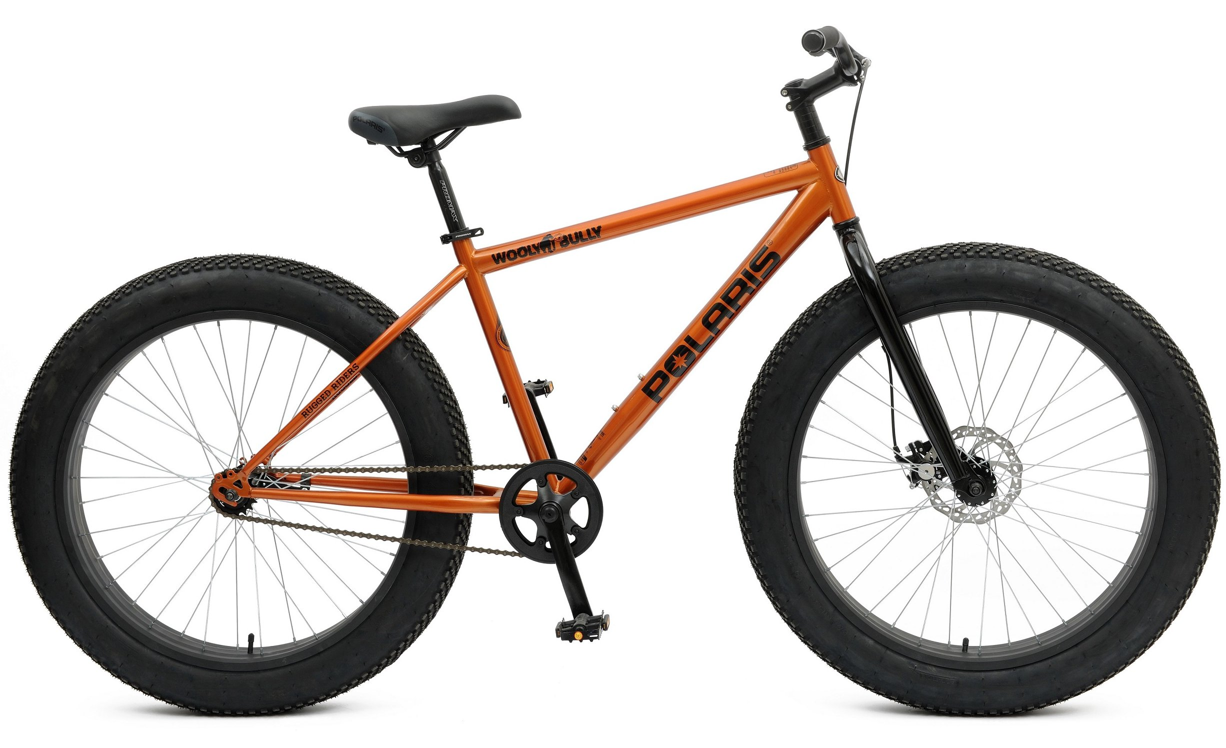 Polaris Wooly Bully Fat Tire Bike